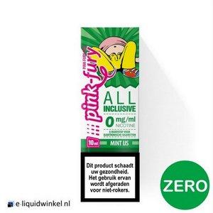 Pink Fury All Inclusive e-liquid 0mg