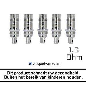 Aspire Nautilus Mini BVC Coils 1.6 Ohm