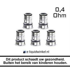 Aspire Tigon 0,4 Ohm coils (5 stuk)