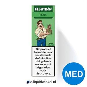El Patron - Plata Medium