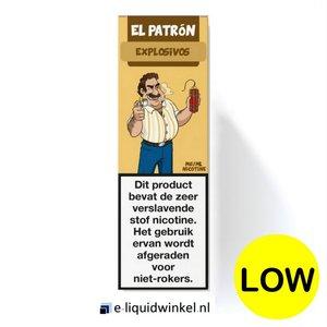 El Patron - Explosivos Low