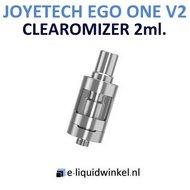 Joyetech eGo ONE V2 tank 2ml.