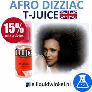 T-Juice Afro Dizziac aroma 10ml.