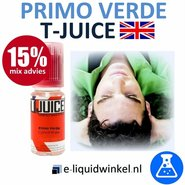 T-Juice Primo Verde aroma 10ml.