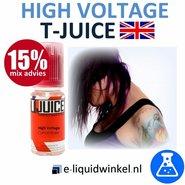 T-Juice High Voltage aroma 10ml.
