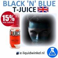 T-Juice Black 'n' Blue aroma 10ml.