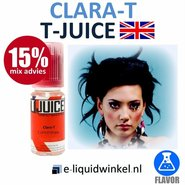 T-Juice Clara-T aroma 10ml.