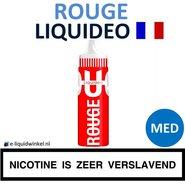 Liquideo Rouge Medium 10ml.