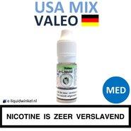 Valeo E-liquid USA Mix Medium