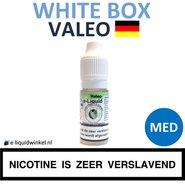 Valeo E-liquid White Box Tobacco Medium