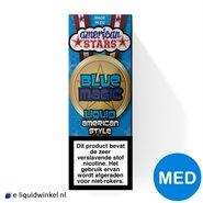 American Stars E-liquid Blue Magic Medium