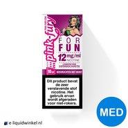 Pink Fury For Fun e-liquid 12mg