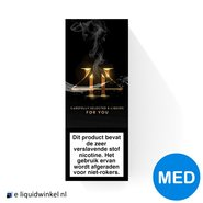 4U E-liquid Arctic Menthol Medium