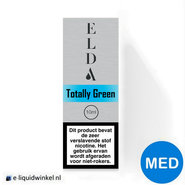 Totally Green E-liquid Arctic Menthol Medium